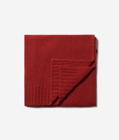 Wool and Lamé Scarf