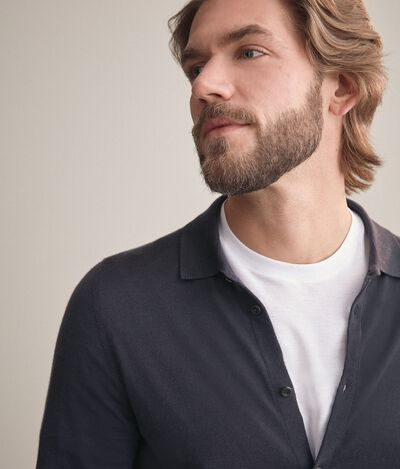 Camicia in Cashmere Ultralight