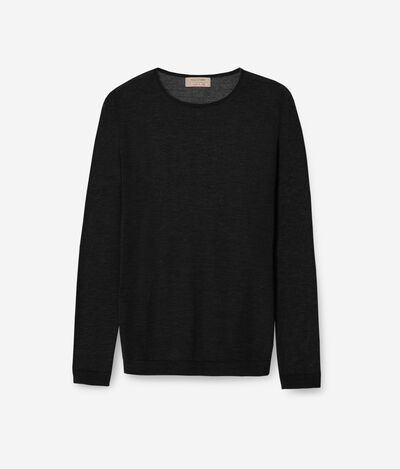 Ultralight Cashmere Crewneck-Jumper