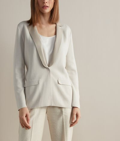Silk and Cotton Jacket