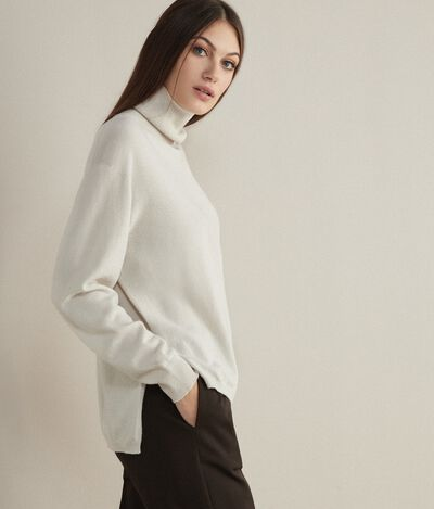 Ultrasoft Cashmere Turtleneck Jumper