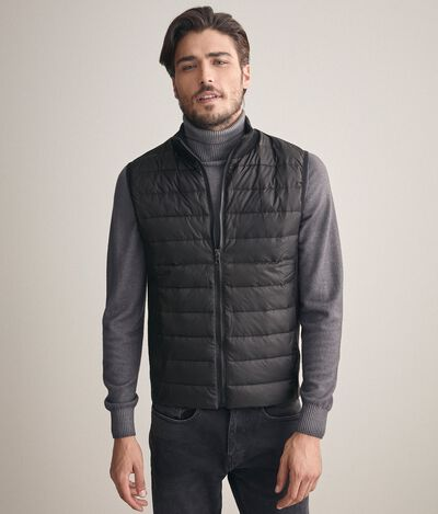 Sleeveless Down Vest