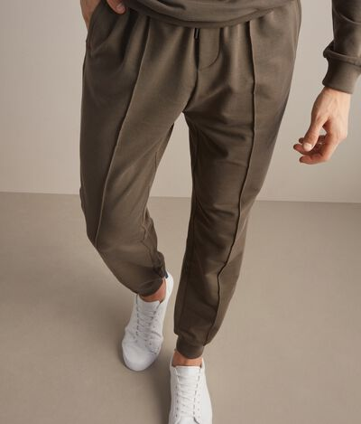 Silk and Cotton Trousers