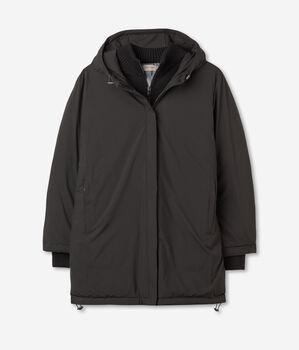 Waterproof and Windproof Technical Parka
