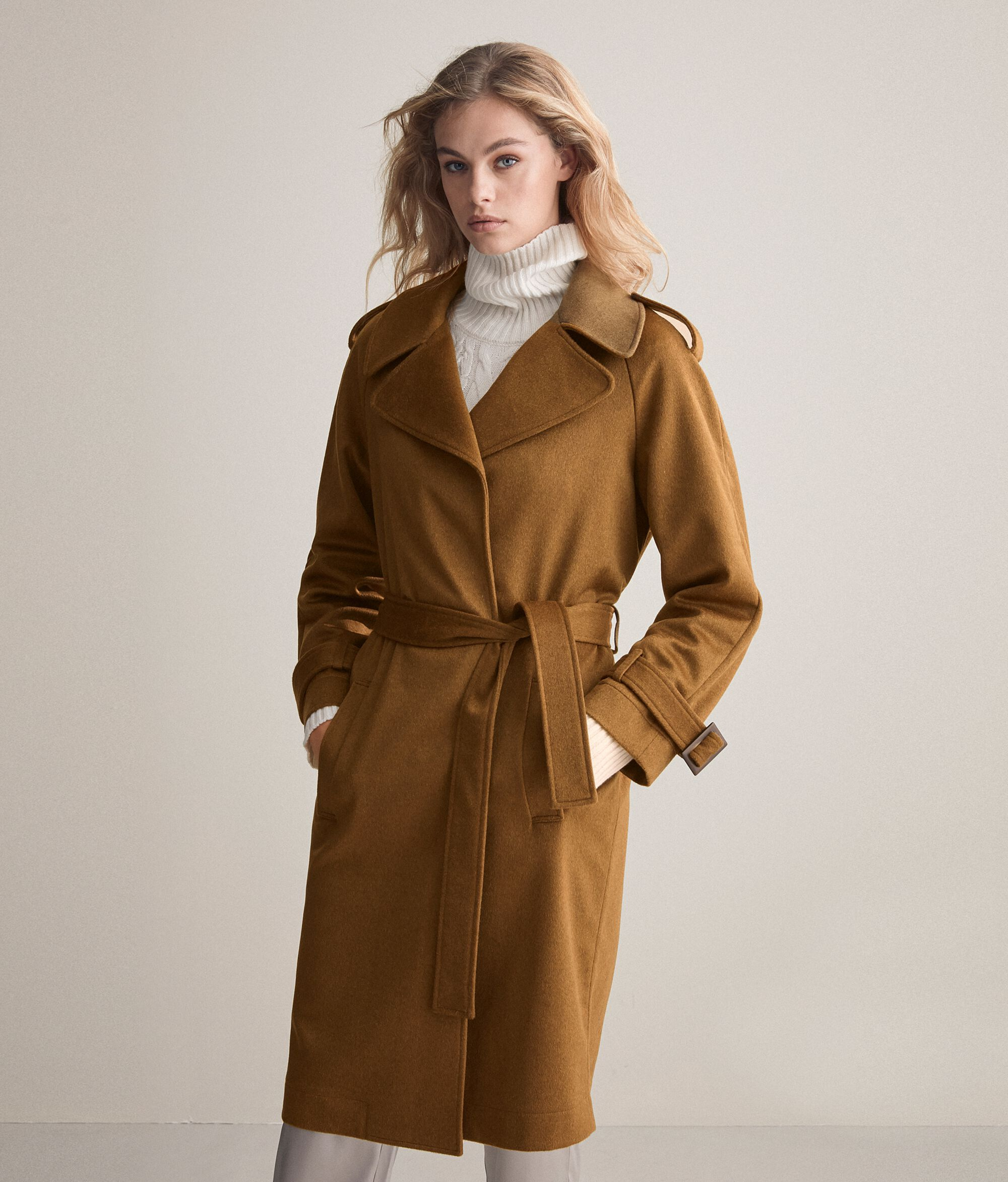 Trench Cashmere