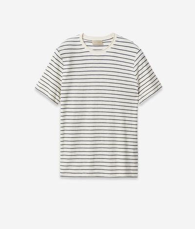 Slub Yarn T-shirt