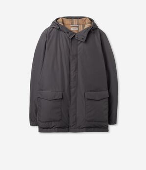 Down and Cashmere Parka