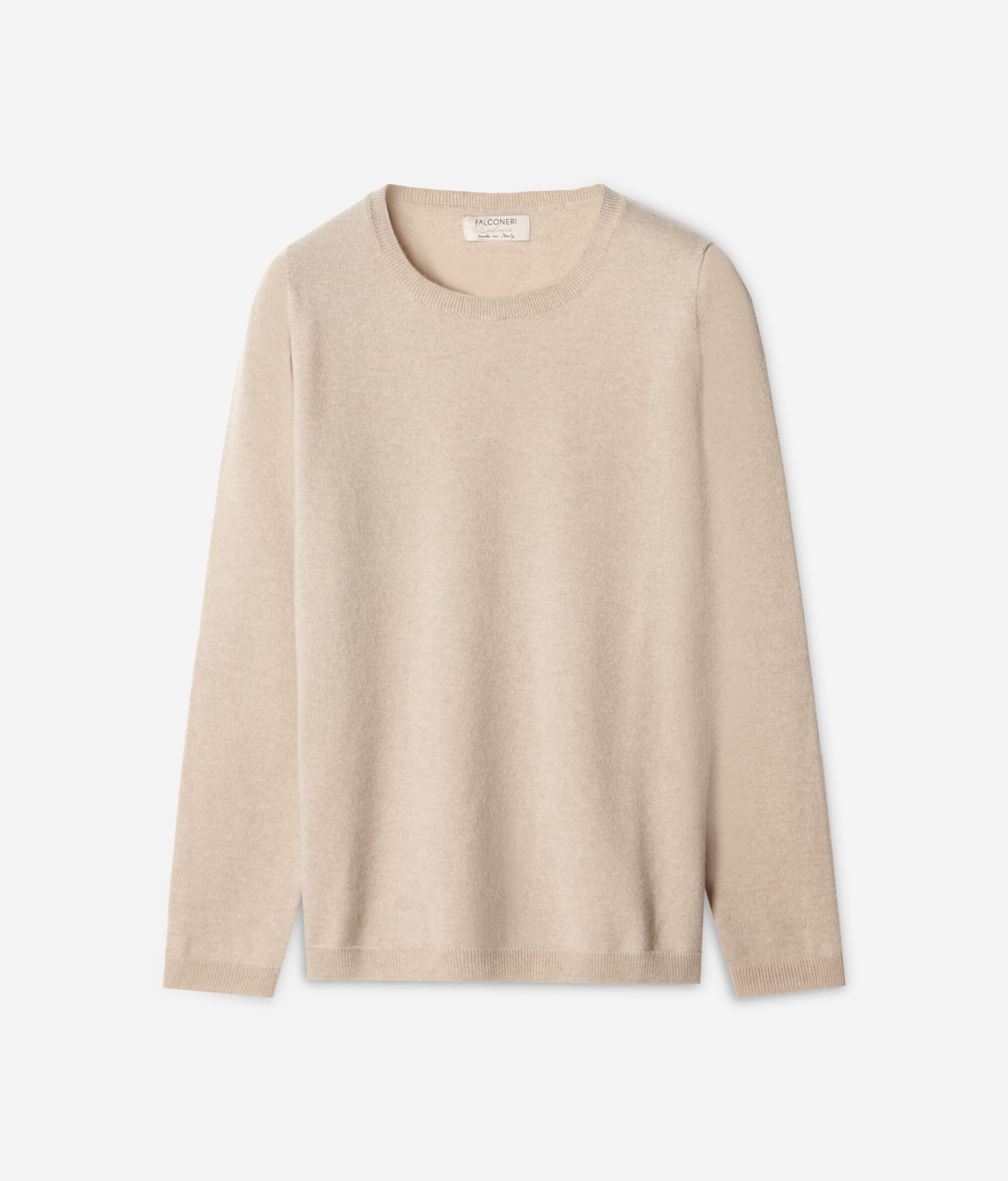 Ultra soft Cashmere Crewneck Sweater