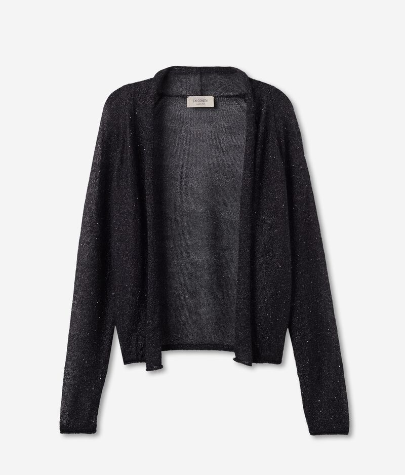 Cardigan Micropaillettes
