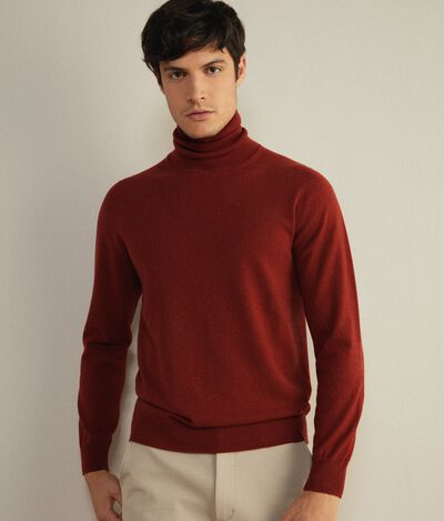 Cashmere Ultrasoft Turtleneck Jumper