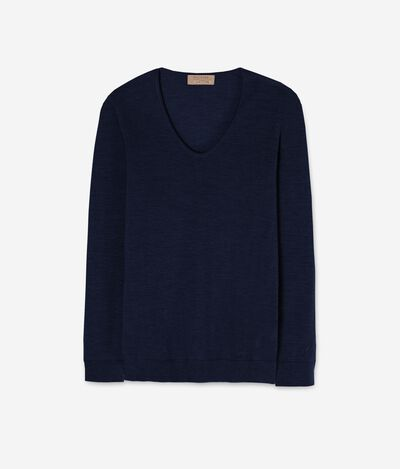V-Neck Ultralight Cashmere Jumper