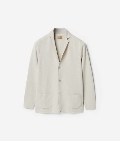 Cotton Crepe Jacket