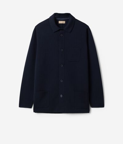 Wool Shirt Jacket