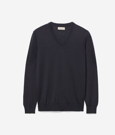 Camisola Decote V Ultralight Cashmere