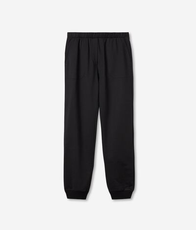Silk and Cotton Joggers