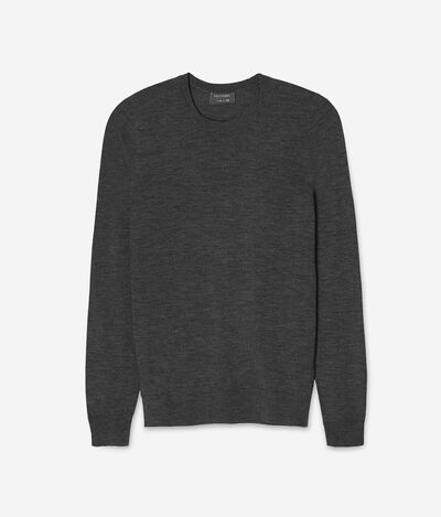Ultralight Cashmere Crewneck Jumper