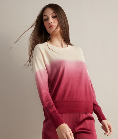 Round-Neck Ultralight Cashmere Jumper