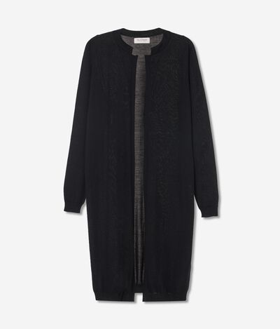 Ultralight Cashmere Maxi Cardigan